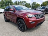 2020 Jeep Grand Cherokee Velvet Red Pearl