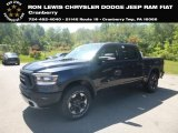 2019 Maximum Steel Metallic Ram 1500 Rebel Crew Cab 4x4 #134791071