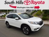 2016 White Diamond Pearl Honda CR-V Touring AWD #134809184