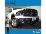 2011 Bright White Dodge Ram 1500 Big Horn Quad Cab 4x4 #134809274