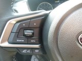 2019 Subaru Impreza 2.0i Limited 5-Door Steering Wheel