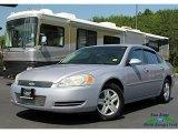 2006 Glacier Blue Metallic Chevrolet Impala LS #134809100