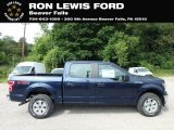 2019 Blue Jeans Ford F150 XL SuperCrew 4x4 #134809169