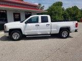 2014 Summit White Chevrolet Silverado 1500 WT Double Cab 4x4 #134826293