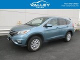 2016 Mountain Air Metallic Honda CR-V EX AWD #134825932