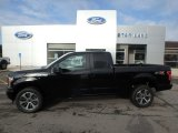 2019 Agate Black Ford F150 STX SuperCab 4x4 #134826288