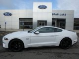 2019 Oxford White Ford Mustang GT Premium Fastback #134826285