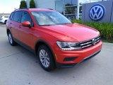 Volkswagen Tiguan Data, Info and Specs