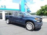 2020 Chevrolet Silverado 1500 Northsky Blue Metallic