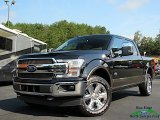 2019 Agate Black Ford F150 King Ranch SuperCrew 4x4 #134825894