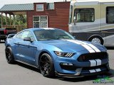 2019 Ford Mustang Performance Blue
