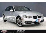 2017 Glacier Silver Metallic BMW 3 Series 330e iPerfomance Sedan #134852273