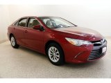 2015 Ruby Flare Pearl Toyota Camry LE #134867543
