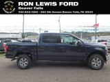 2019 Blue Jeans Ford F150 XLT SuperCrew 4x4 #134867352