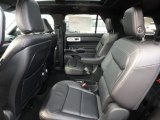 2020 Ford Explorer Limited 4WD Rear Seat