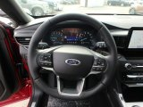 2020 Ford Explorer Limited 4WD Steering Wheel