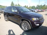 2020 Jeep Grand Cherokee Sangria Metallic