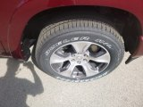 Ram 1500 2020 Wheels and Tires
