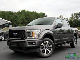 2019 Magnetic Ford F150 STX SuperCrew 4x4 #134898637