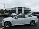2009 White Hot Pontiac G8 GT #134912504