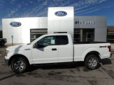 2019 Oxford White Ford F150 XLT SuperCab 4x4 #134926966