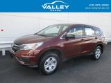 2015 Copper Sunset Pearl Honda CR-V LX AWD #134926702