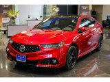 2020 Acura TLX PMC Edition SH-AWD Sedan Data, Info and Specs