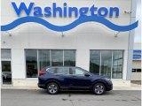 2019 Obsidian Blue Pearl Honda CR-V LX AWD #134926754