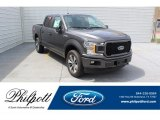 2019 Magnetic Ford F150 STX SuperCrew 4x4 #134926860