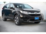 2019 Crystal Black Pearl Honda CR-V LX #134926830