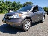 2011 Urban Titanium Metallic Honda CR-V EX 4WD #134949056