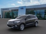 2019 Agate Black Ford Escape Titanium 4WD #134948961