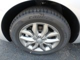 Kia Sedona Wheels and Tires