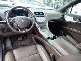 Lincoln MKX Interiors