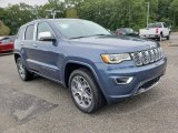 2020 Jeep Grand Cherokee Slate Blue Pearl