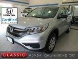 2016 Alabaster Silver Metallic Honda CR-V LX AWD #135009250