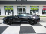 2018 Shadow Black Ford Mustang GT Fastback #135015840
