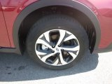 Subaru Outback 2020 Wheels and Tires