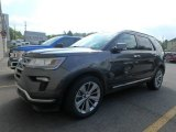 2019 Magnetic Ford Explorer Limited 4WD #135032769