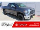 2020 Magnetic Gray Metallic Toyota Tundra TSS Off Road Double Cab #135032667