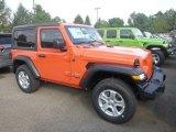 2020 Jeep Wrangler Punkn Metallic