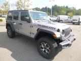 2020 Jeep Wrangler Unlimited Billet Silver Metallic