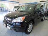2008 Nighthawk Black Pearl Honda CR-V EX 4WD #135051717