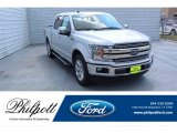 2019 Ingot Silver Ford F150 XLT SuperCrew #135051594