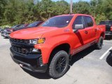 2020 Chevrolet Silverado 1500 Custom Trail Boss Crew Cab 4x4