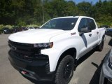 2020 Summit White Chevrolet Silverado 1500 LT Trail Boss Crew Cab 4x4 #135051538
