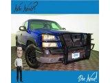 2004 Arrival Blue Metallic Chevrolet Silverado 1500 Z71 Extended Cab 4x4 #135068527