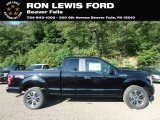 2019 Agate Black Ford F150 STX SuperCab 4x4 #135068436