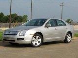 2008 Silver Birch Metallic Ford Fusion SE #1347867