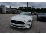 2019 Oxford White Ford Mustang EcoBoost Fastback #135088447
